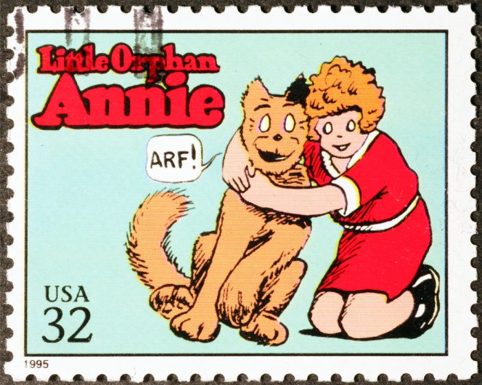 Little Orphan Annie for Orphaned Content