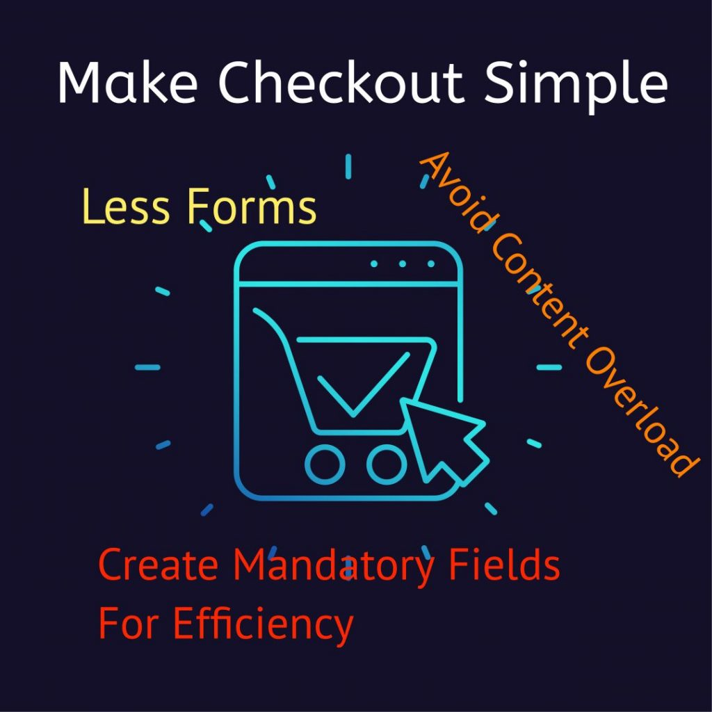 Make Your Checkout Streamlined