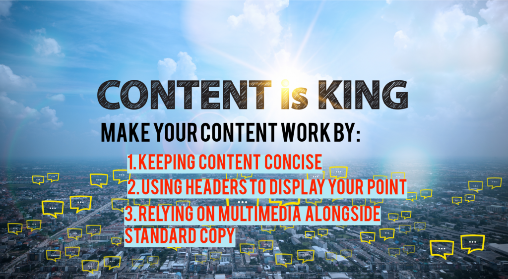 How to Make Your Content Pop