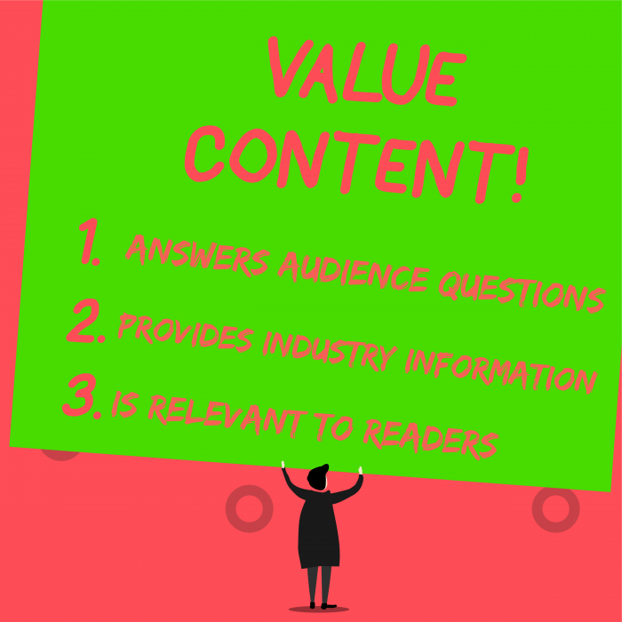 Value Content