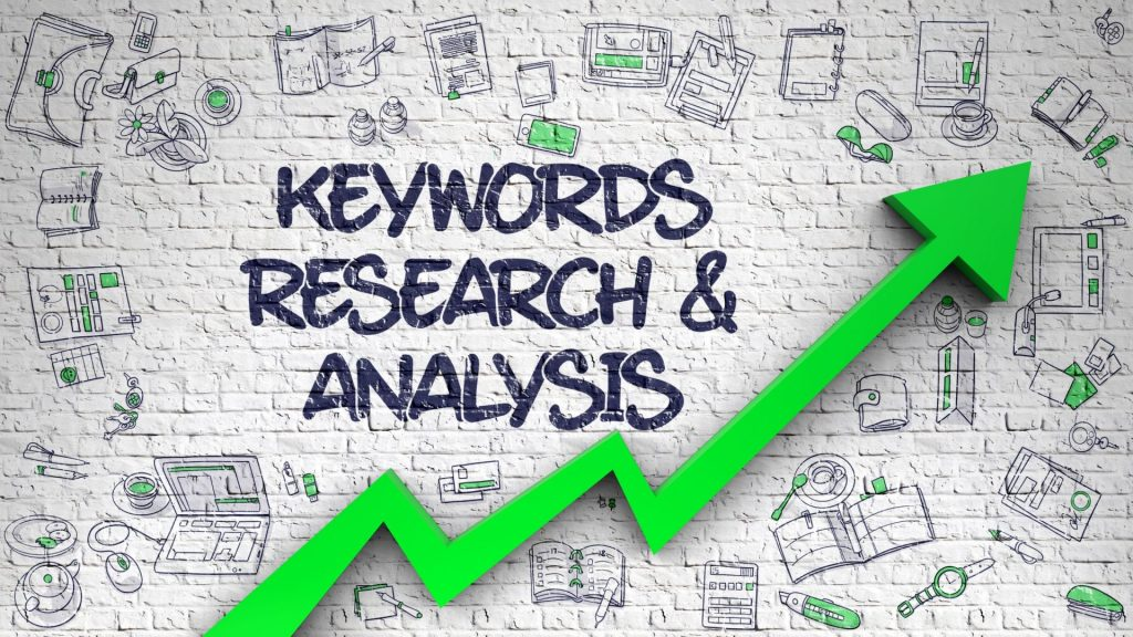Keywords research & analysis