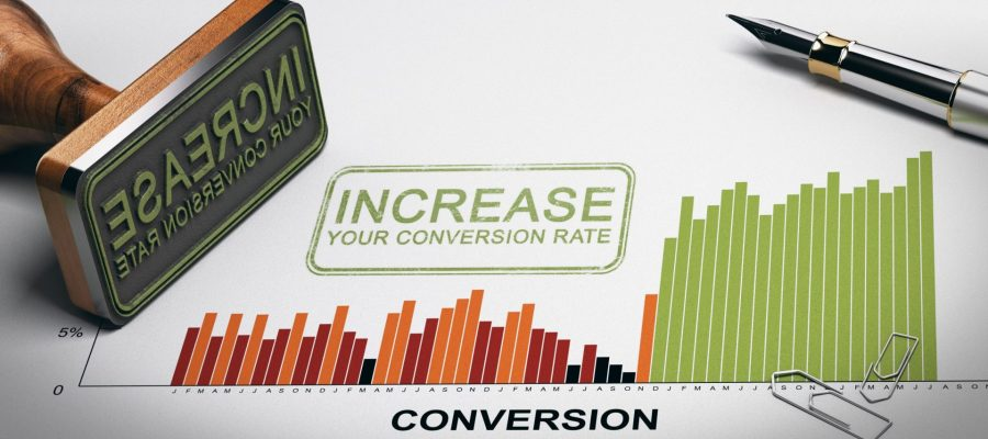 Increase conversions