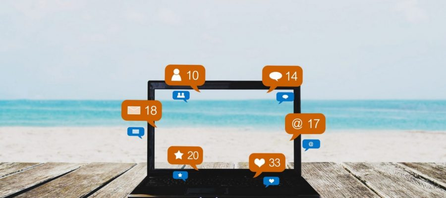 The Essential Guide to Staying Social Media Savvy During the Summer