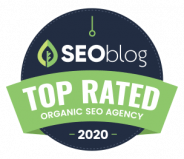 seo blog top organic seo agency award