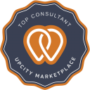 Voted Top Digital Marketing Consultant by Upcity