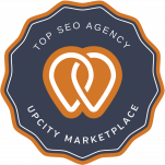 UpCity Top SEO Agency Badge