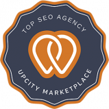 upcity top seo agency award