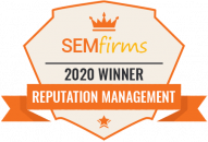 reputation management sem firms