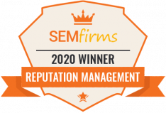 reputation management sem firms