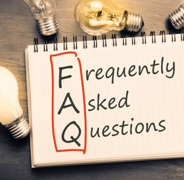 FAQ Page Graphic For SEO