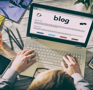 Person Focusing On Content Creation For Content Marketing