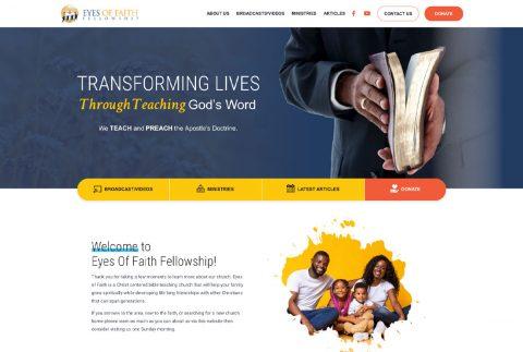 Eyes of Faith Fellowship